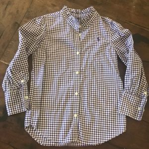 Ralph Lauren Girls Blouse